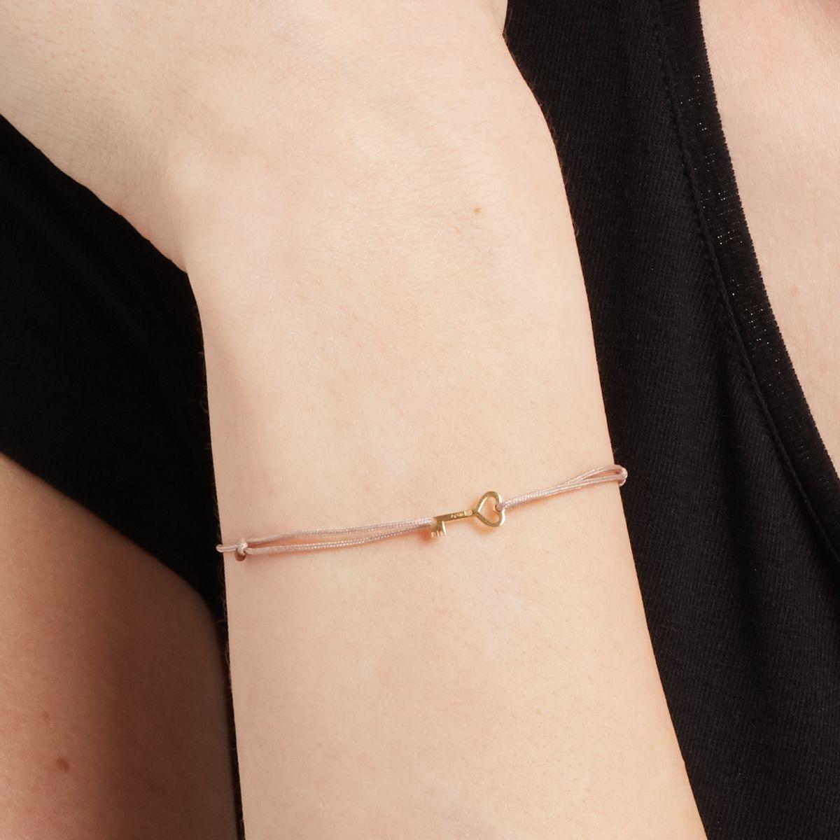 Linda - Armband - Nude