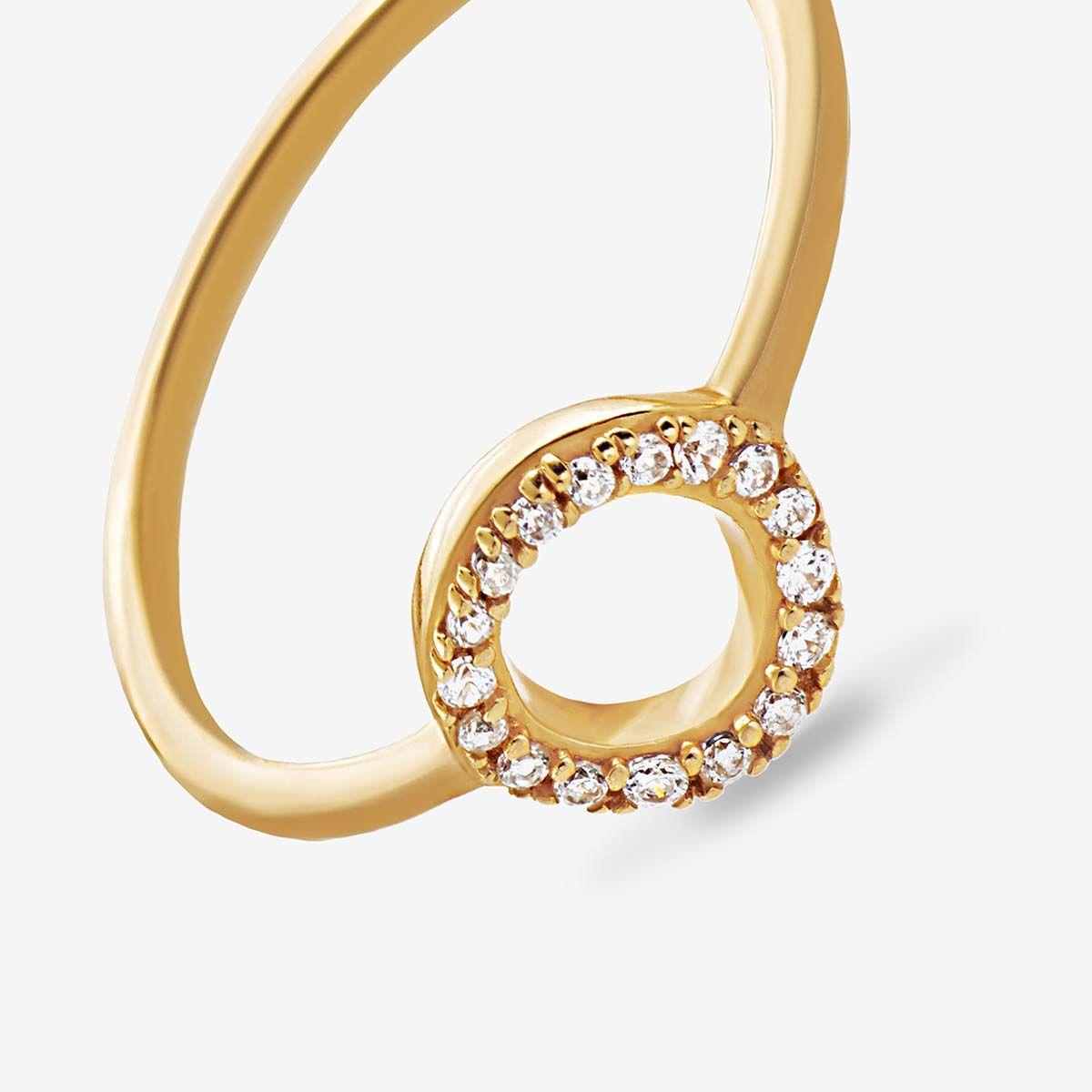 Suna - Ringe - 18k vergoldet