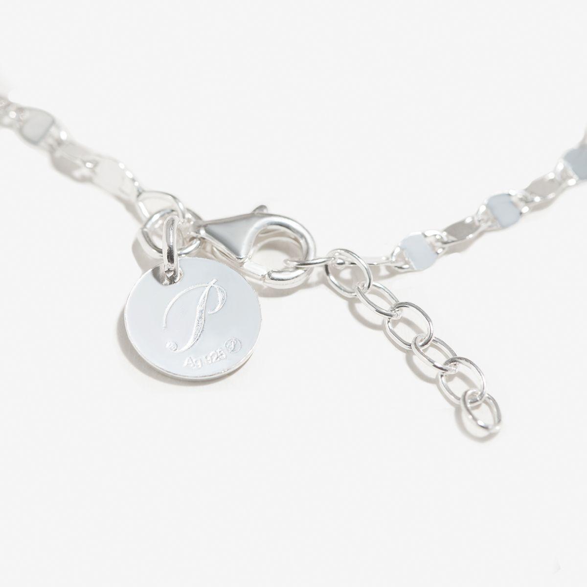 Liana - Armband - Silber