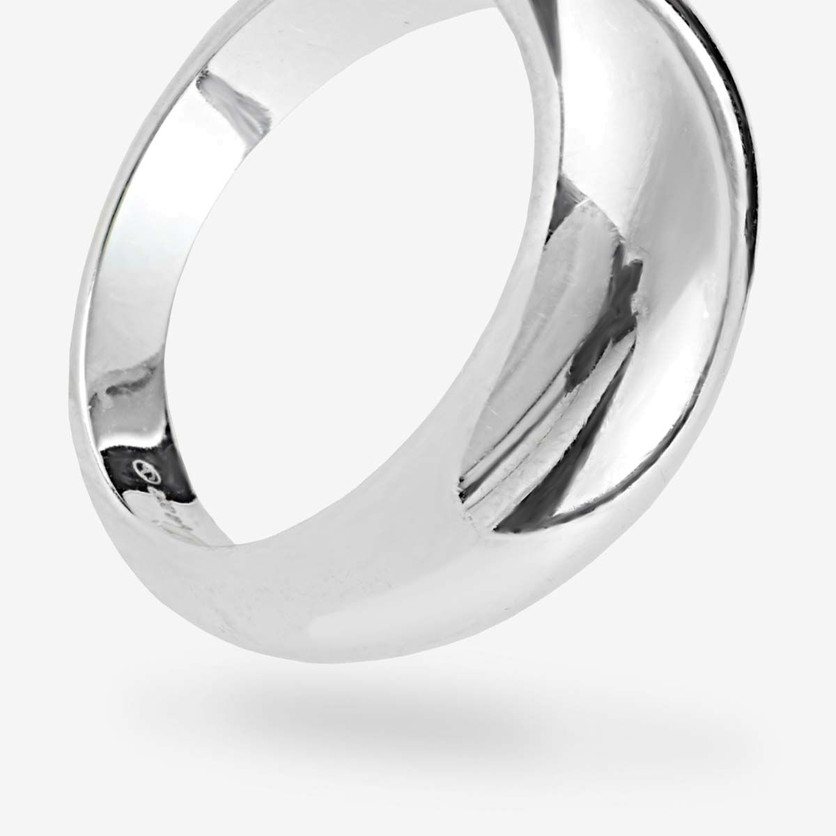 Dome - Ringe - Silber