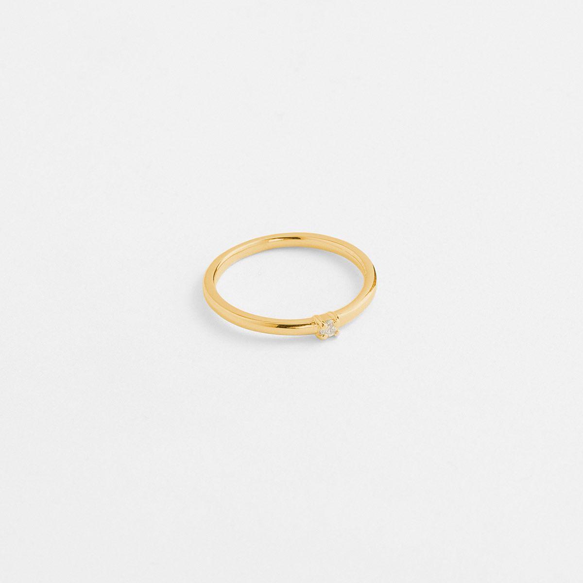 Emily - Ringe - Gold
