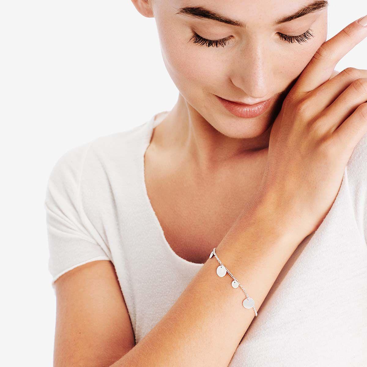 Louanne - Armband - 18k vergoldet