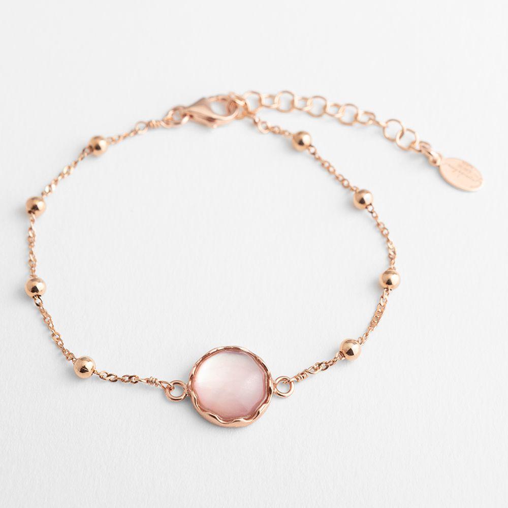 Vaia - Armband - Rosa