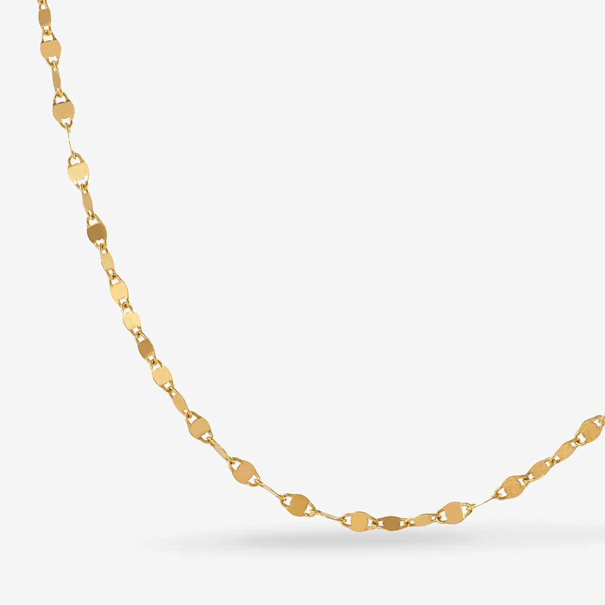 Florentina - Halsketten - 18k vergoldet