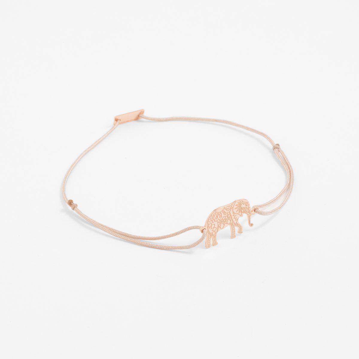 Chiara - Armband - Nude