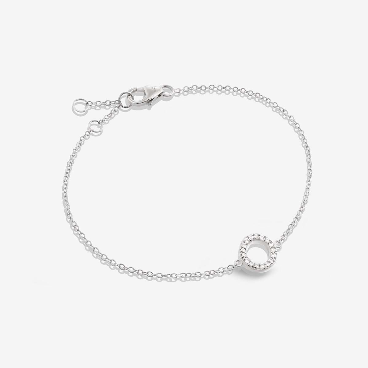 Yannie - Armband - Silber