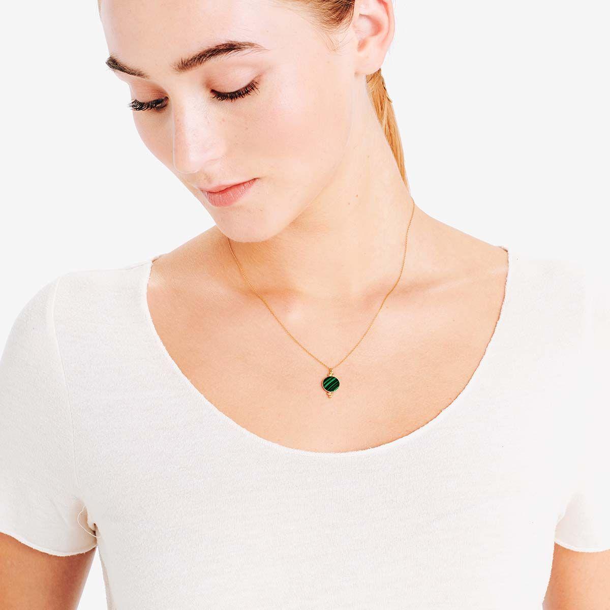 Silvan - Halsketten - Gold