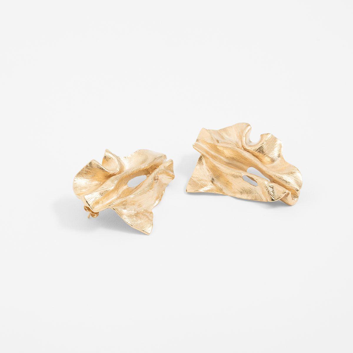Sascha - Ohrhänger - Gold