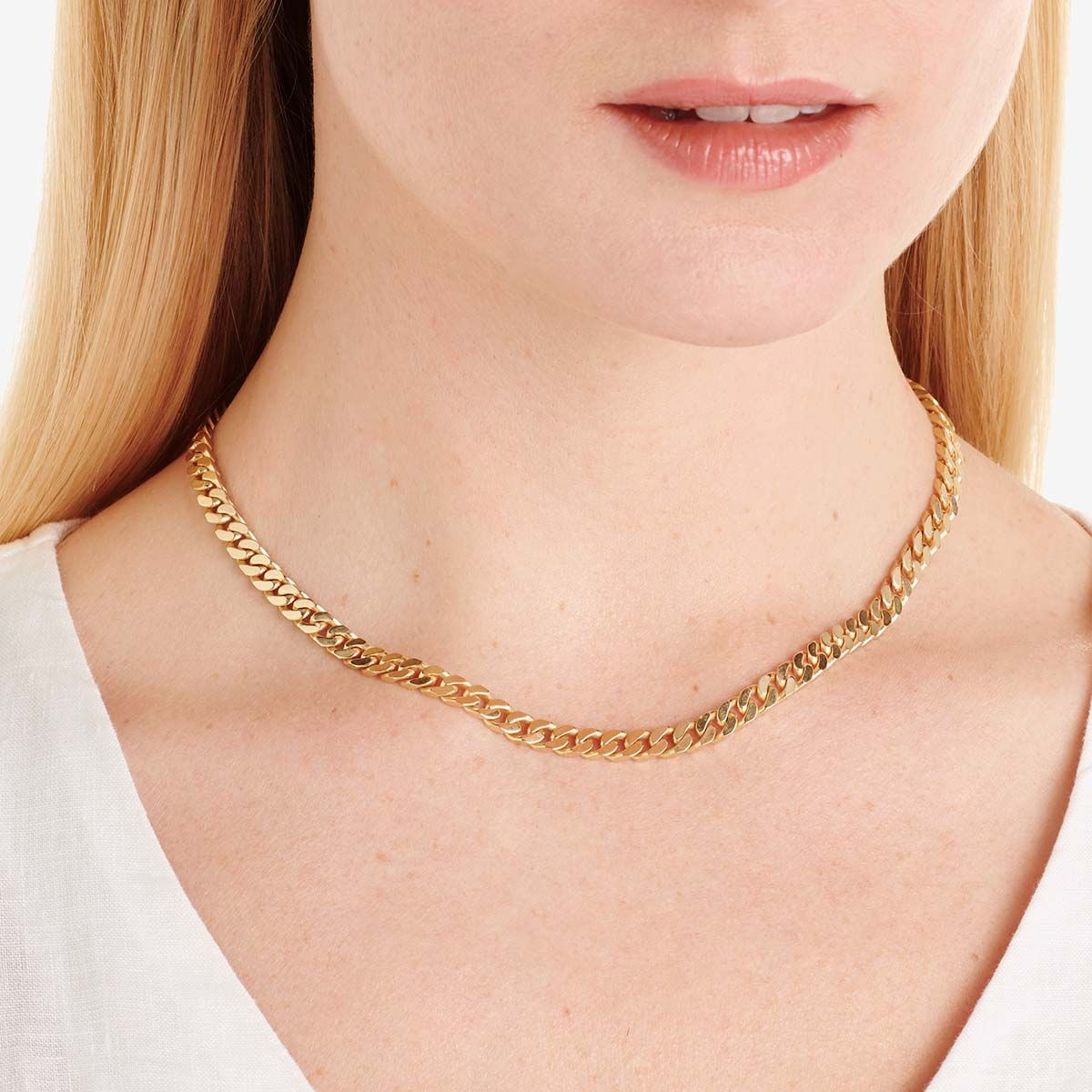 Penelope - Halsketten - Silber