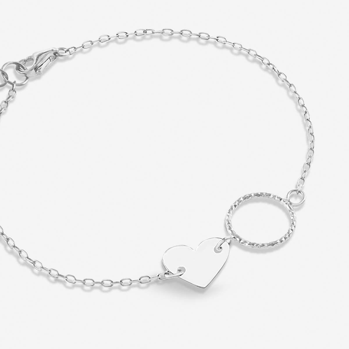 Modearmbänder - Silber