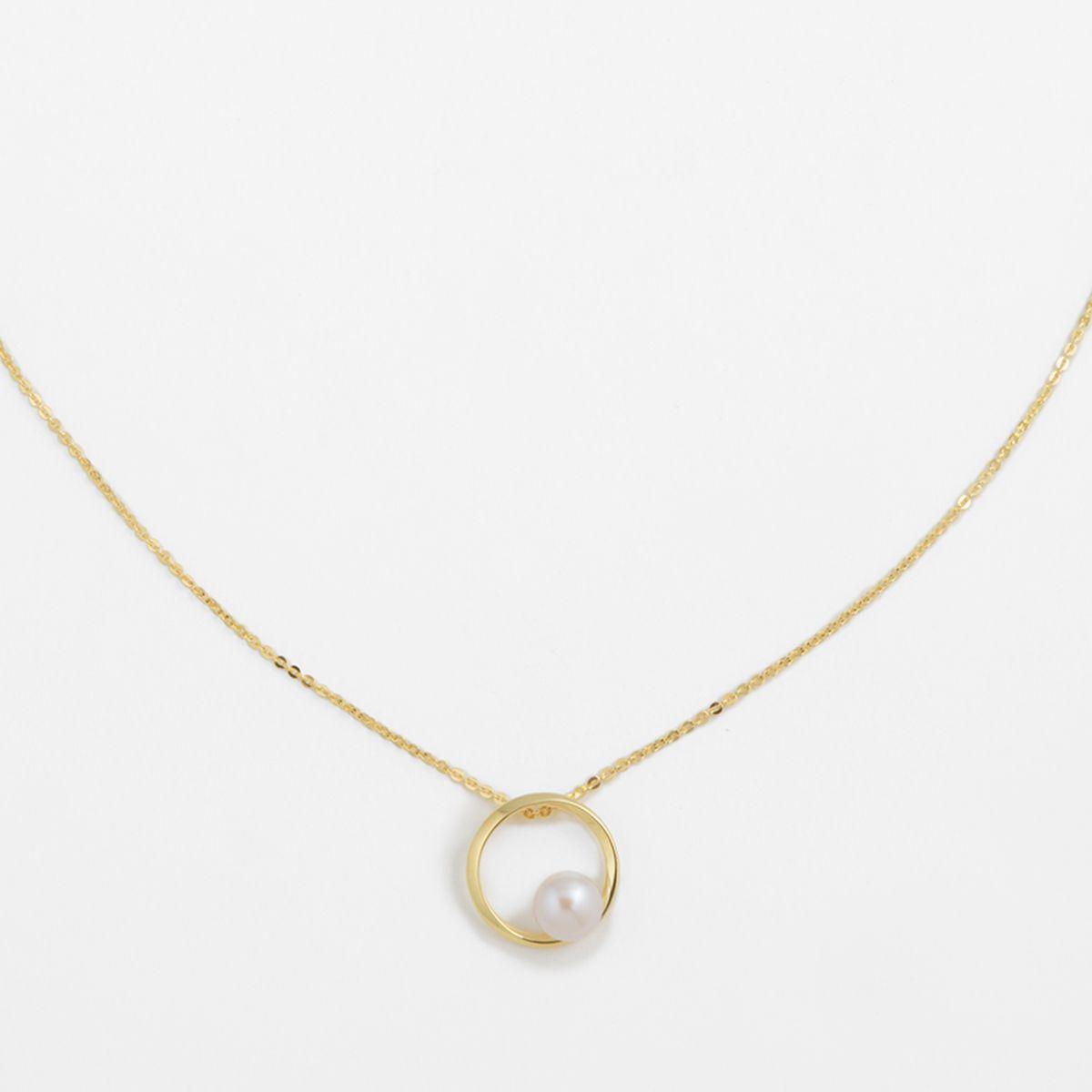 Goldene Perlen (3er Set)