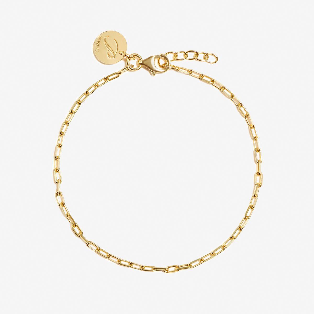 Diane - Armband - 18k vergoldet