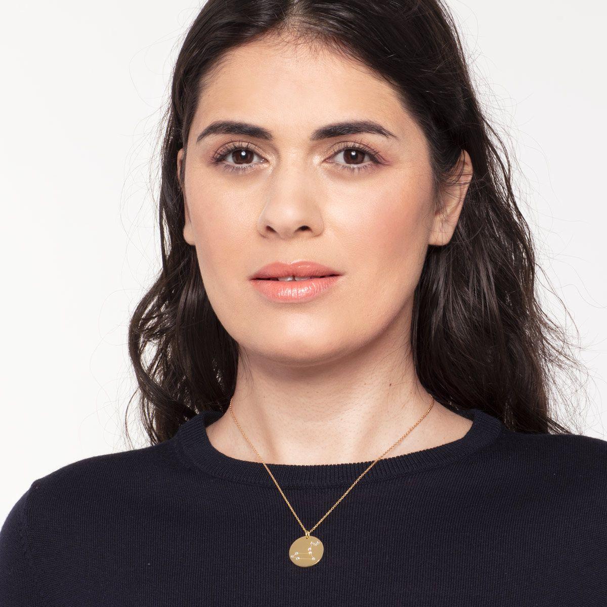 Vivi - Halsketten - 18k vergoldet