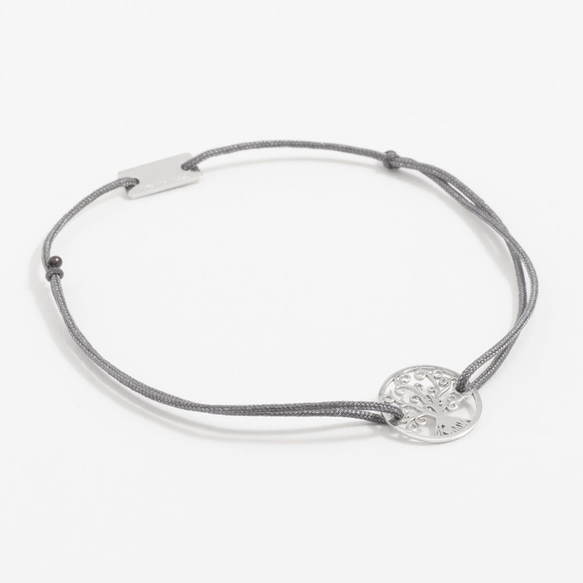 Calen - Armband - Dunkelgrau