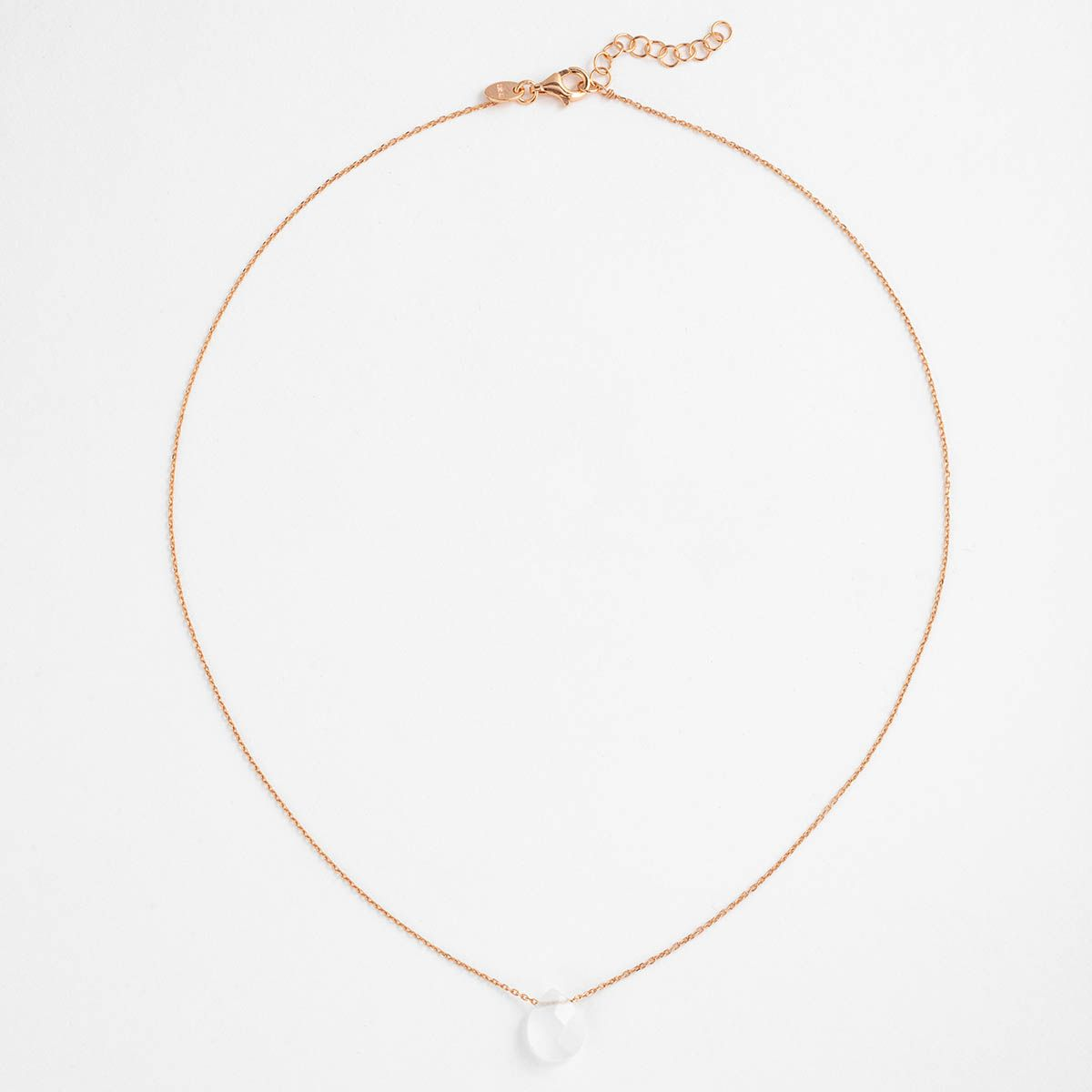 Quinn - Halsketten - Rosa