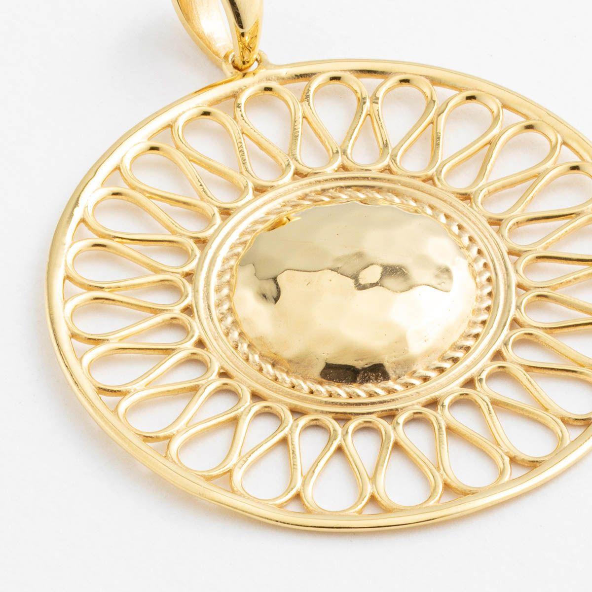 Harmony - Kettenanhänger - Gold