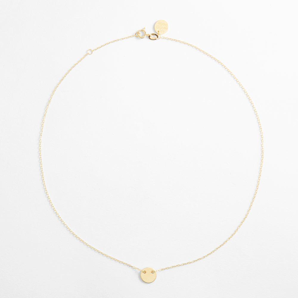 Jonelle - Halsketten - Gold