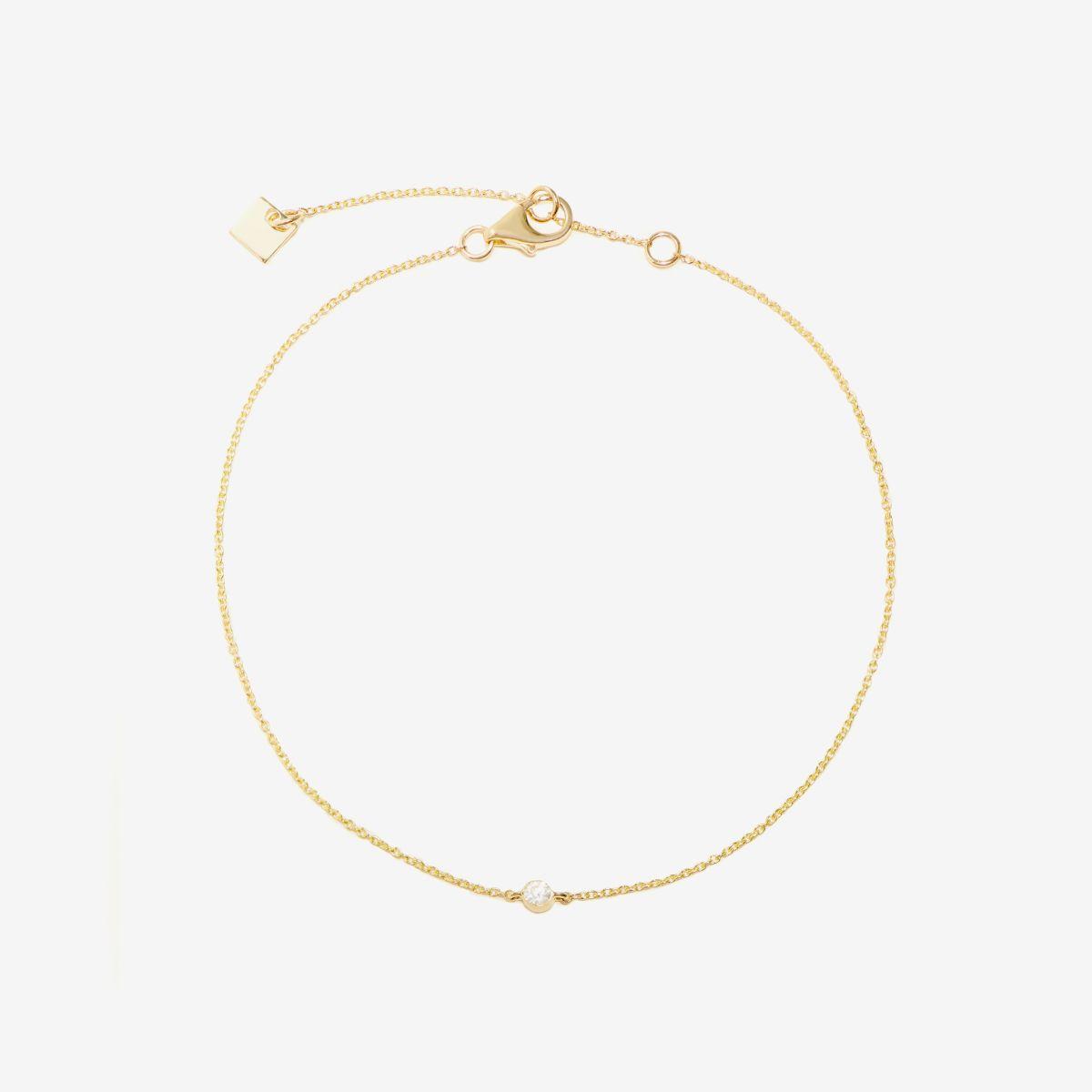 bracelet 001 - Armband - Gold
