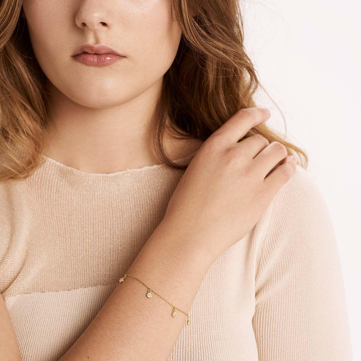 Celeste - Armband - Silber