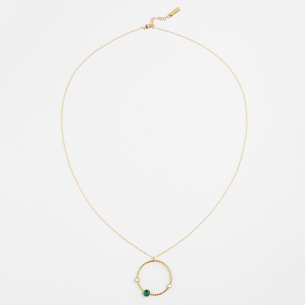 Collier Comete XL - Halsketten - Gold