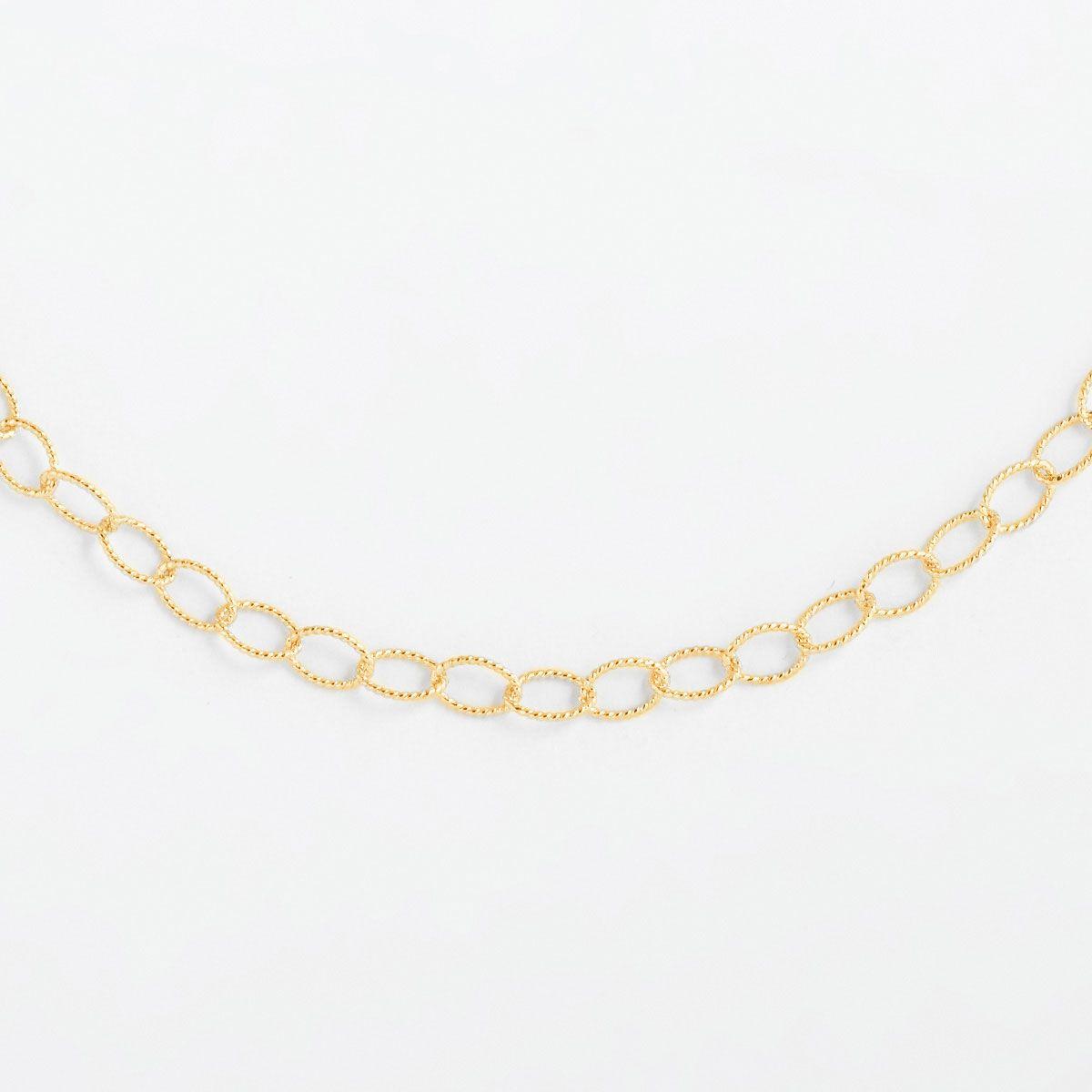 Edina - Halsketten - Gold
