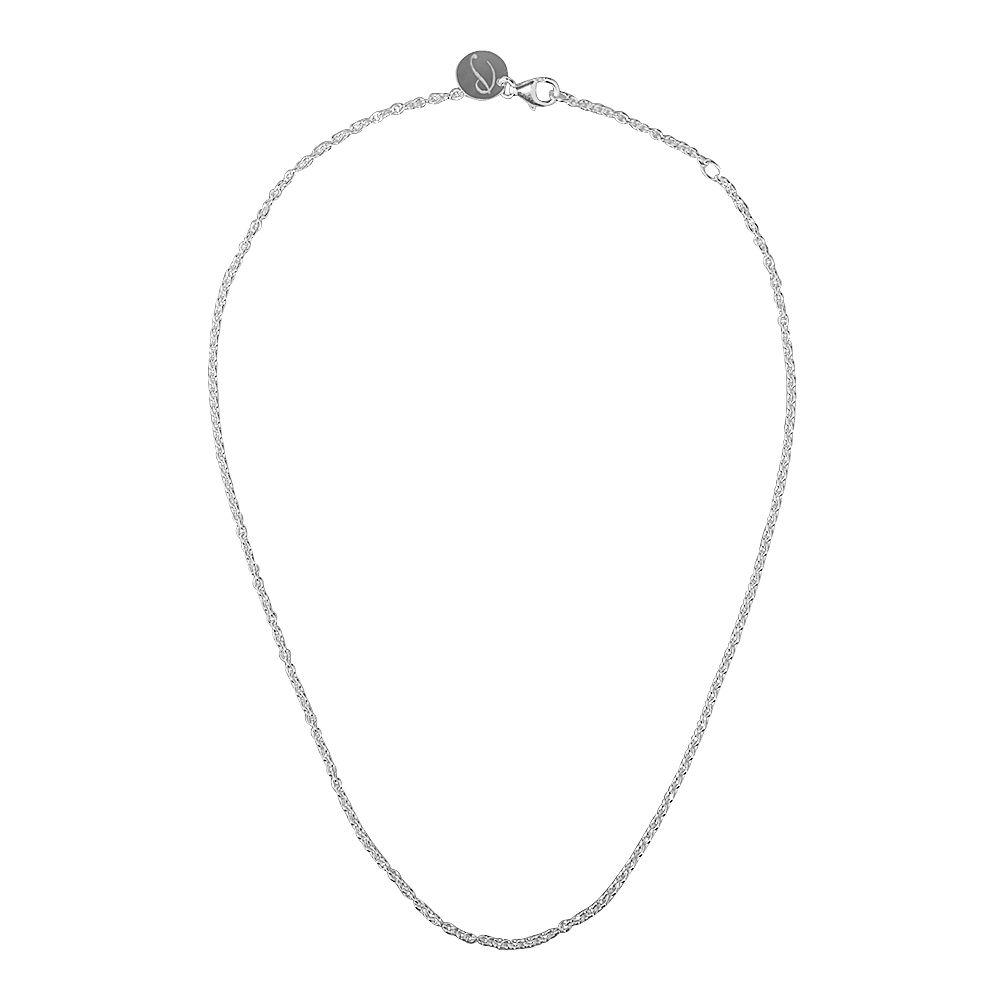Ankerkette - Silber