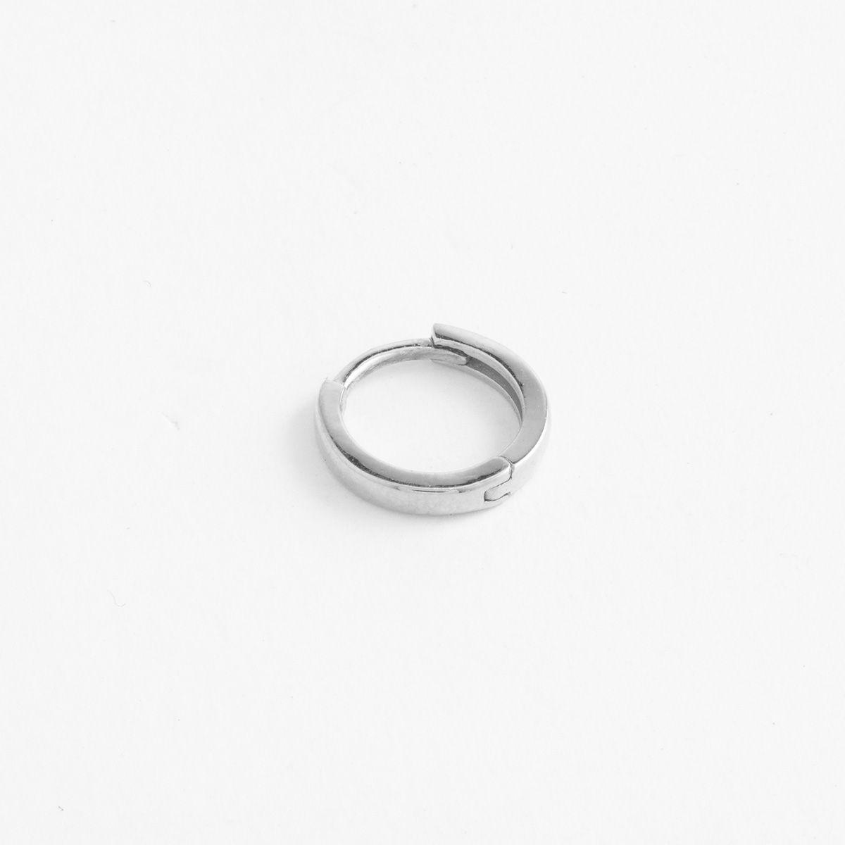 Baby Piercing - Single-Ohrringe - Silber