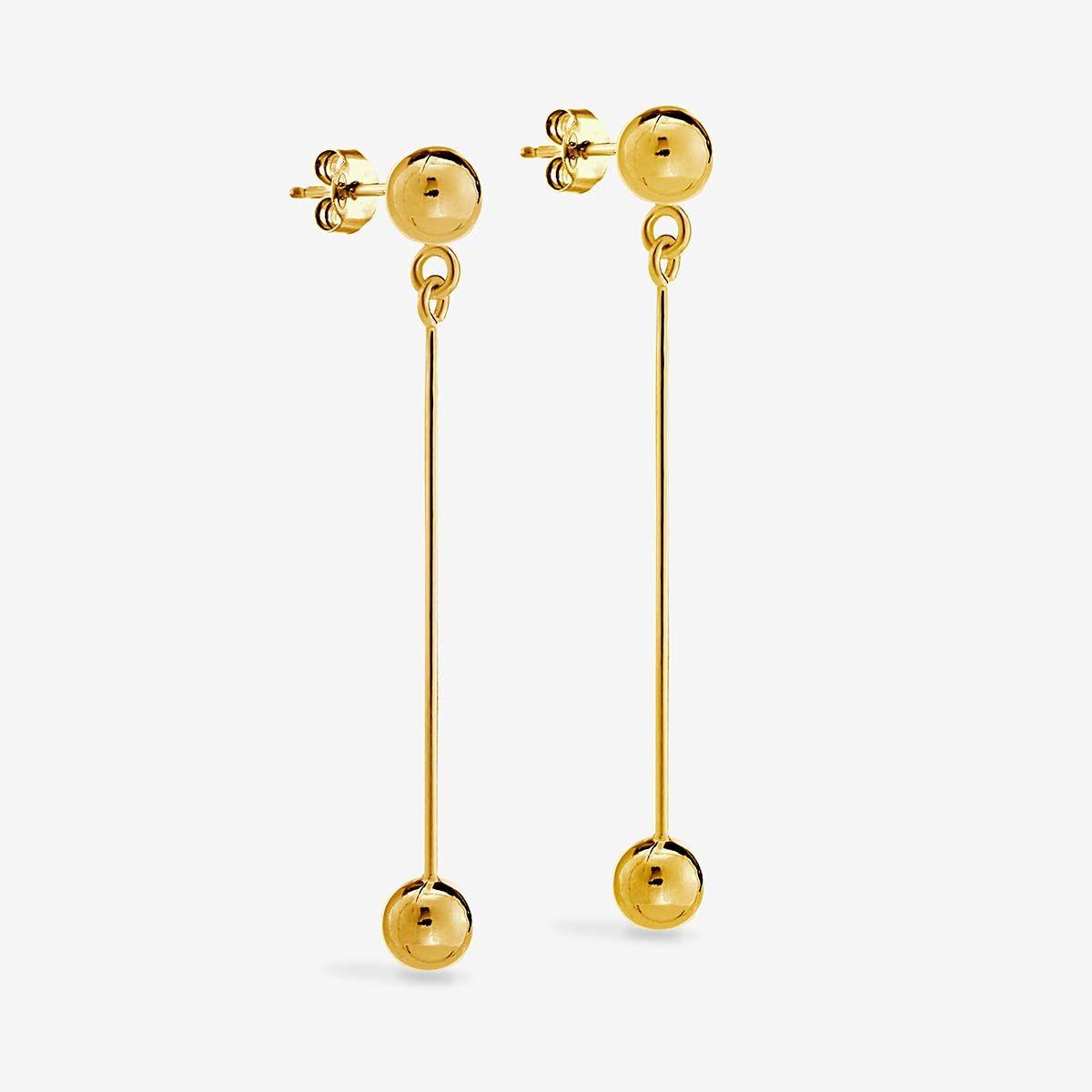 Vanguard - Ohrhänger - Gold