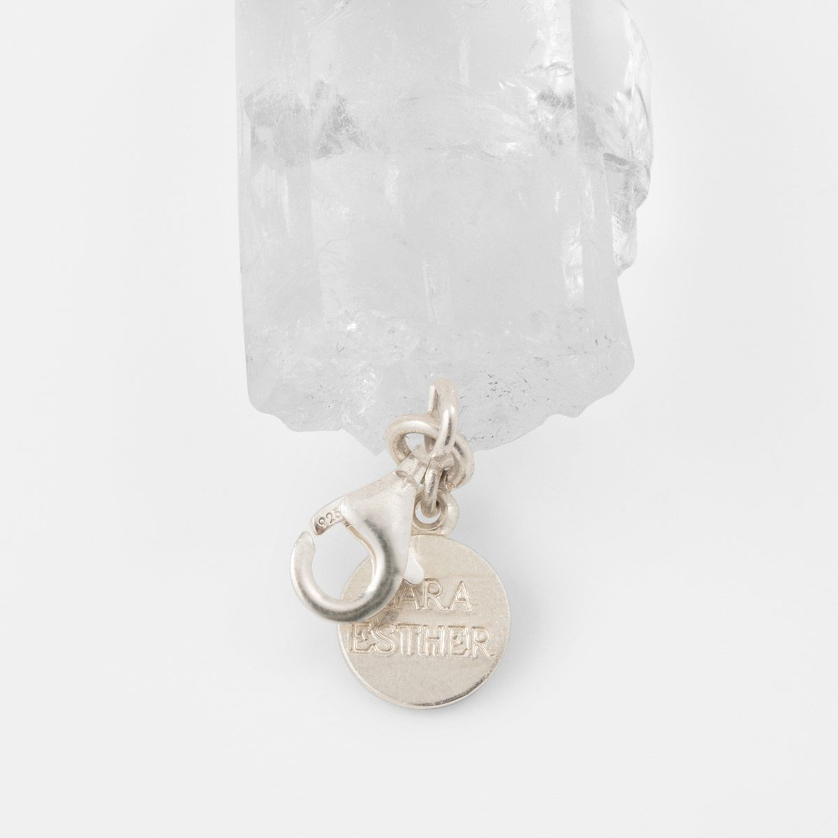 Christy - Kettenanhänger - Silber