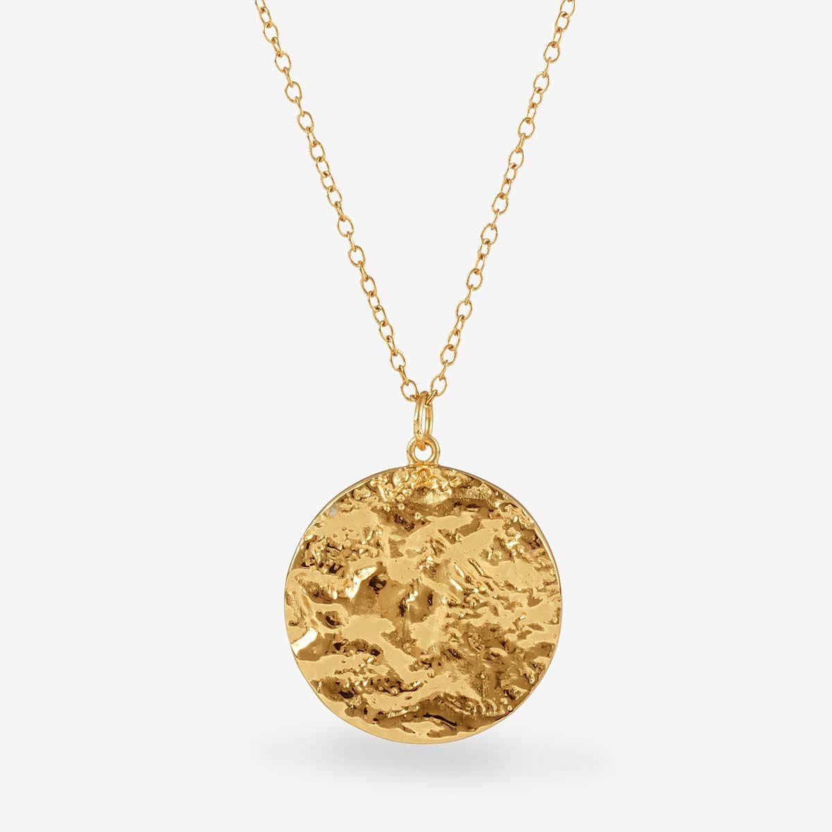 Deja - Halsketten - 18k vergoldet