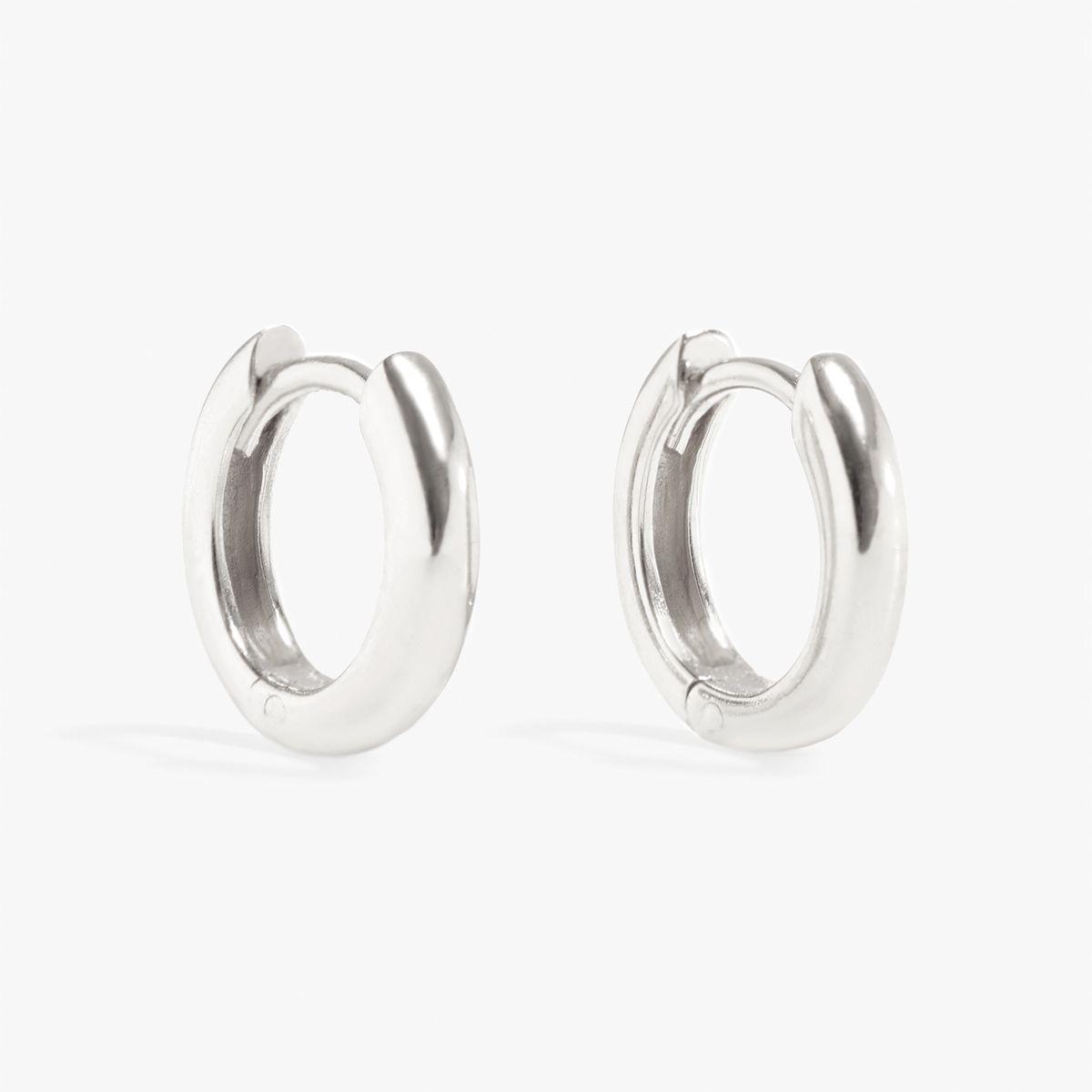 Salina - Creolen - Silber