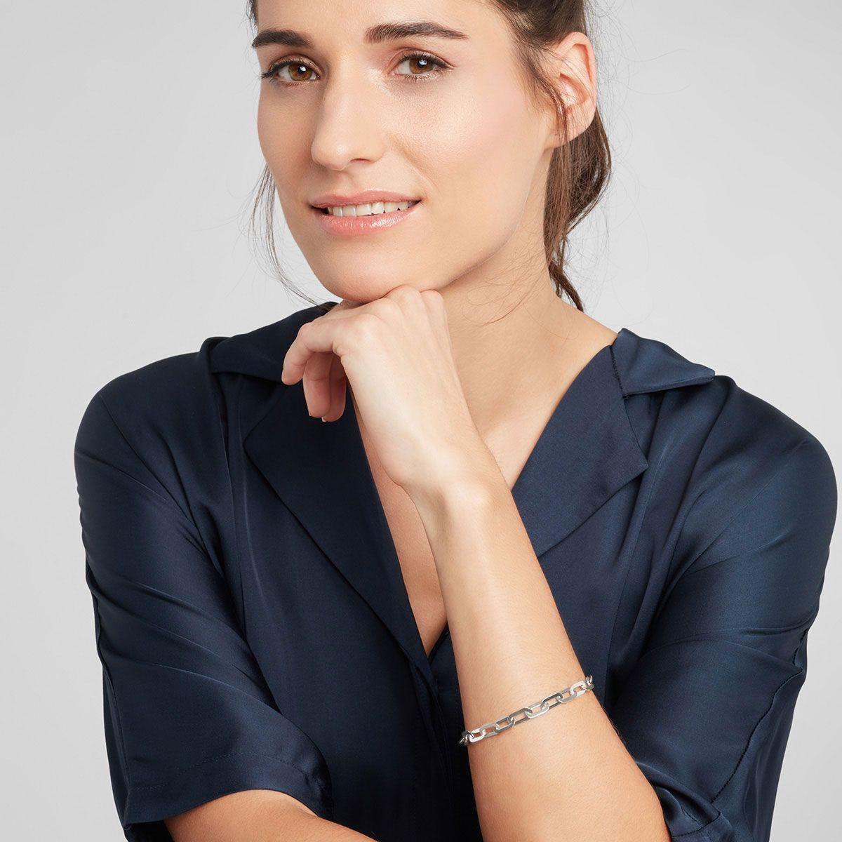 Kate - Armband - Silber