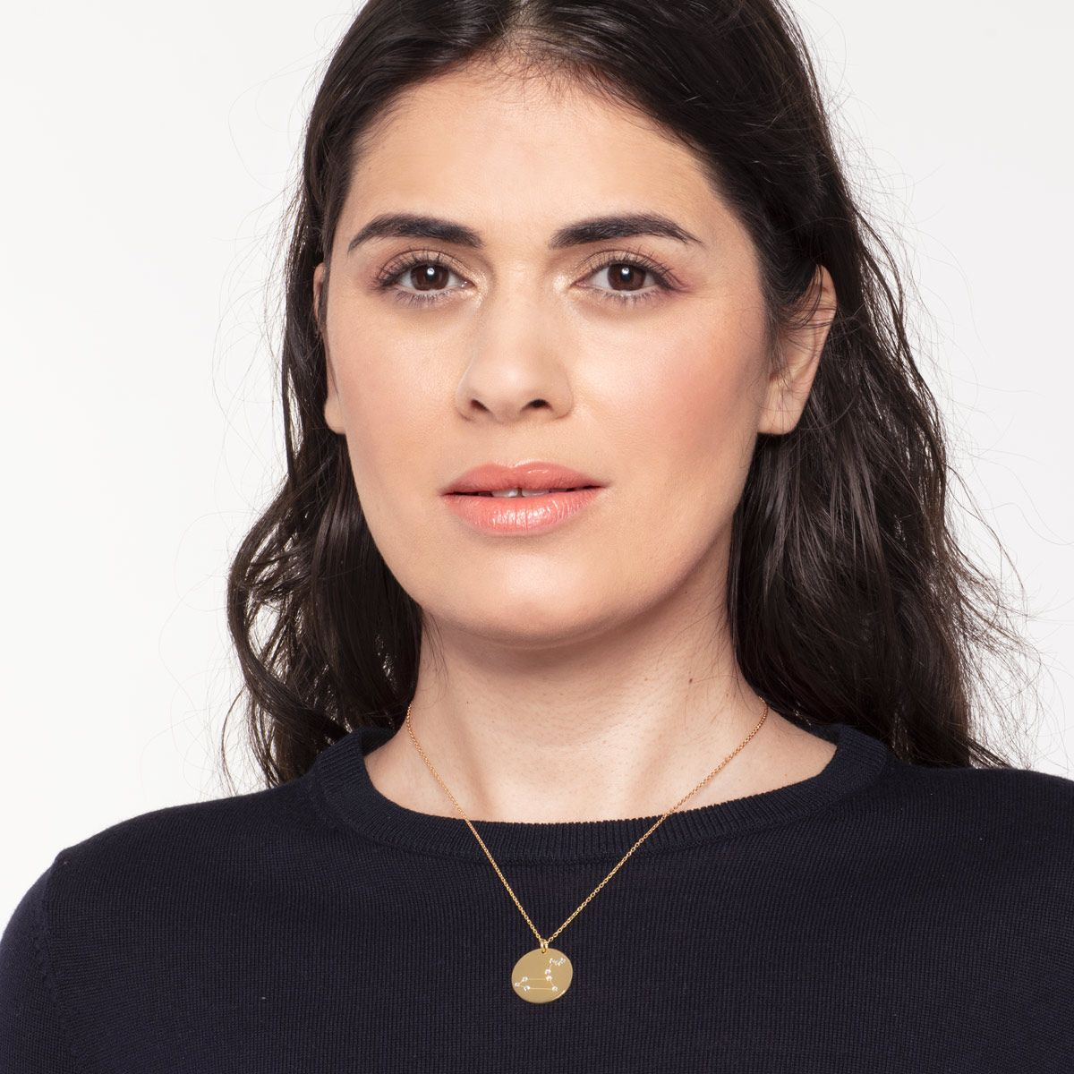 Cara - Halsketten - 18k vergoldet