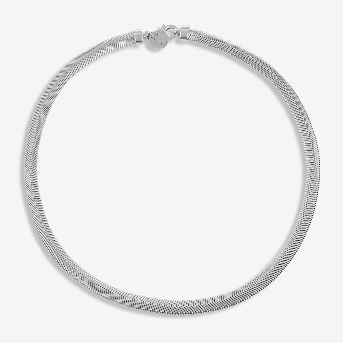 Xali Medium - Halsketten - Silber