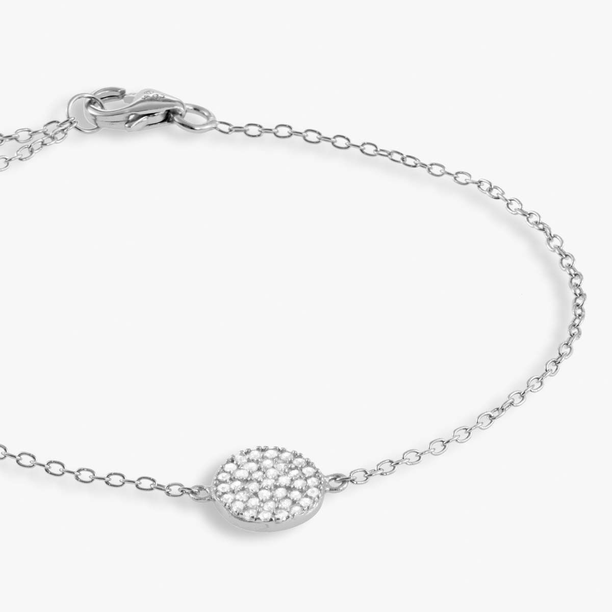 Faye - Armband - Silber