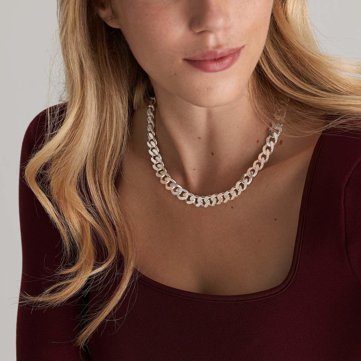 Alexa - Halsketten - Silber