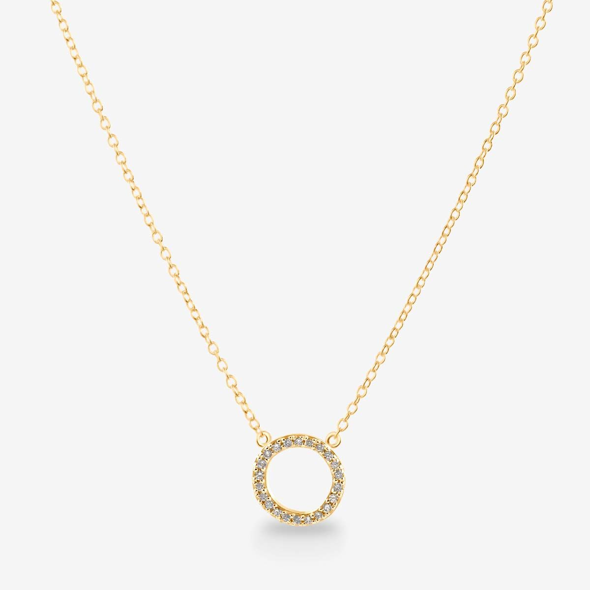 Jeanne - Halsketten - Gold