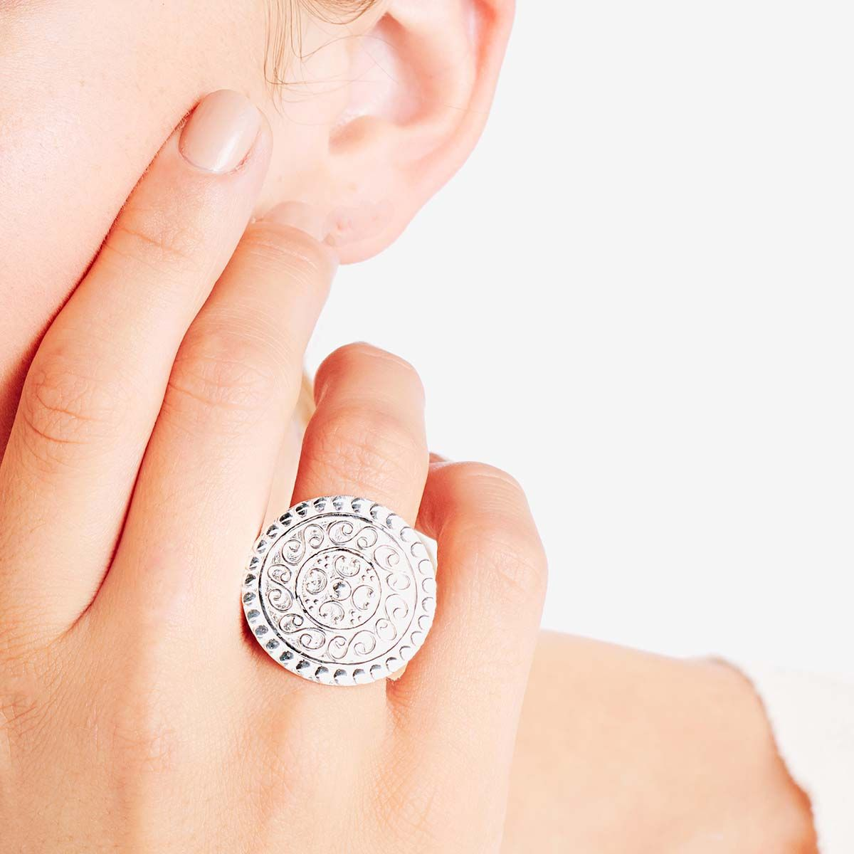 Statement ring - Ringe - Silber