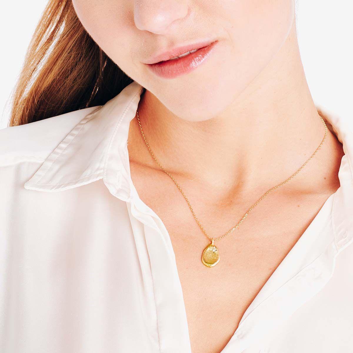 Rosalie - Halsketten - Gold