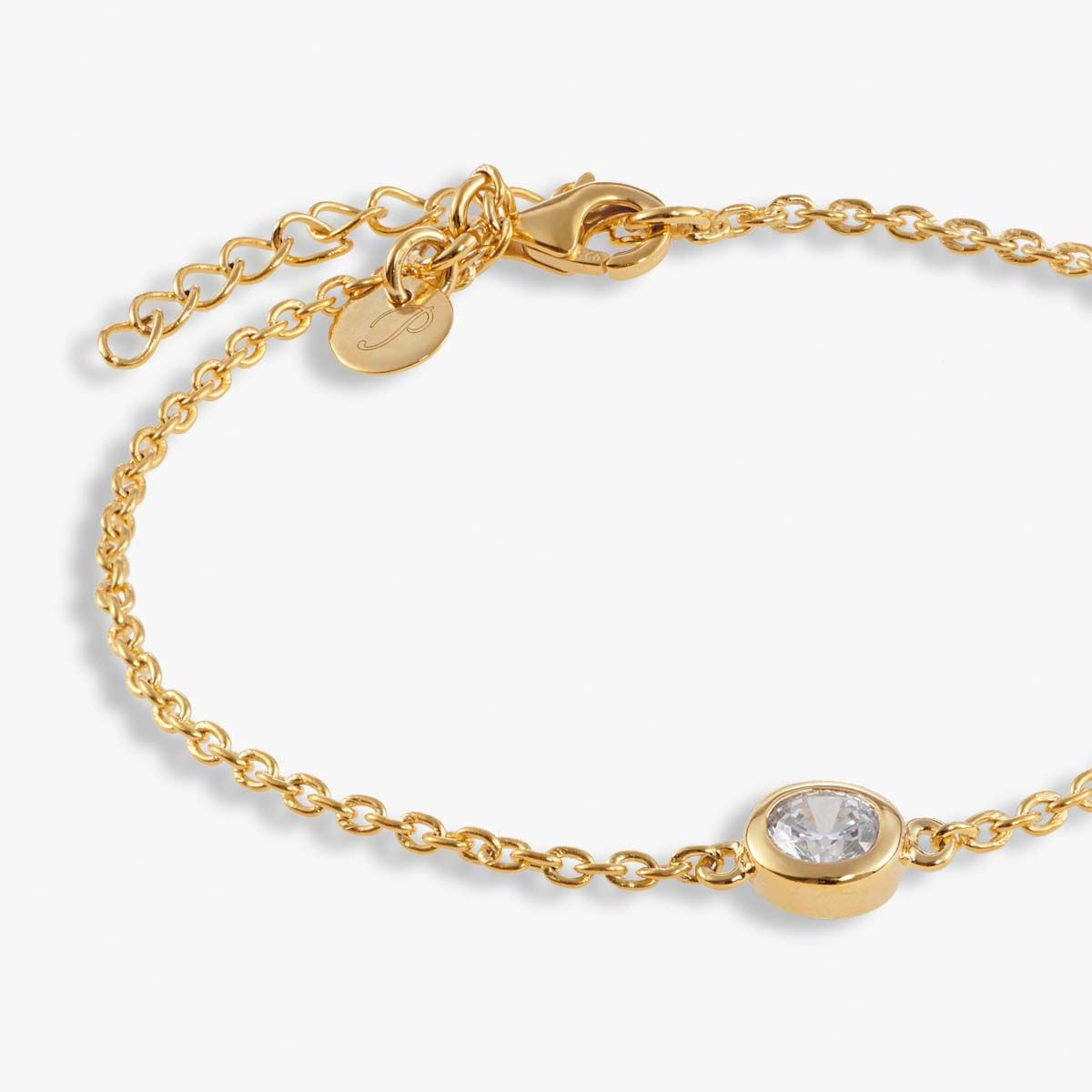 Annabell - Armband - Gold