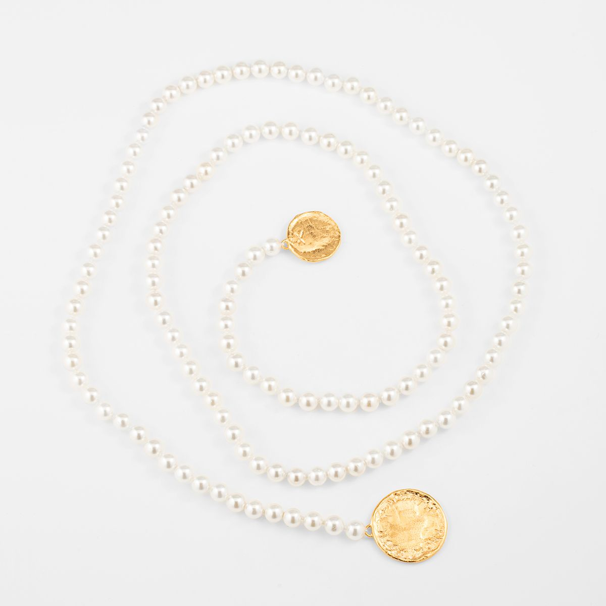 Suzanna - Halsketten - Gold