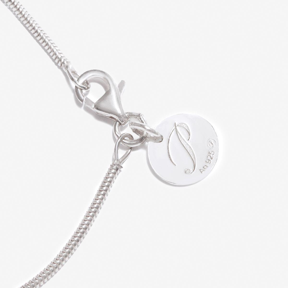 Calliope - Armband - Silber