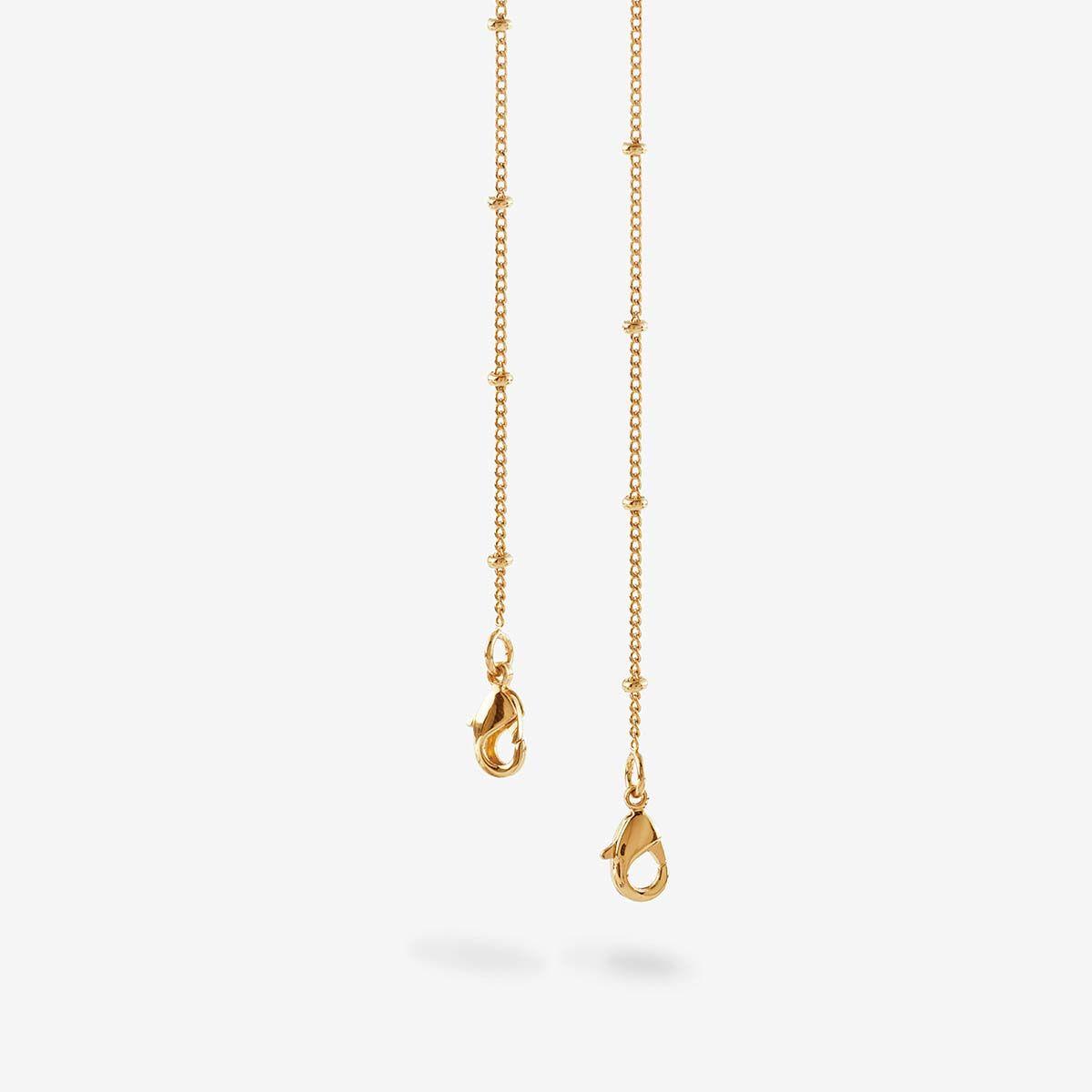 Lotta - Halsketten - 18k vergoldet