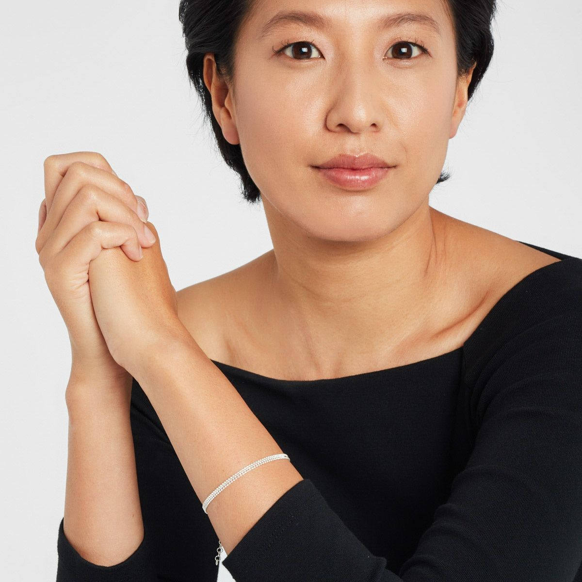 Armband - Roségold
