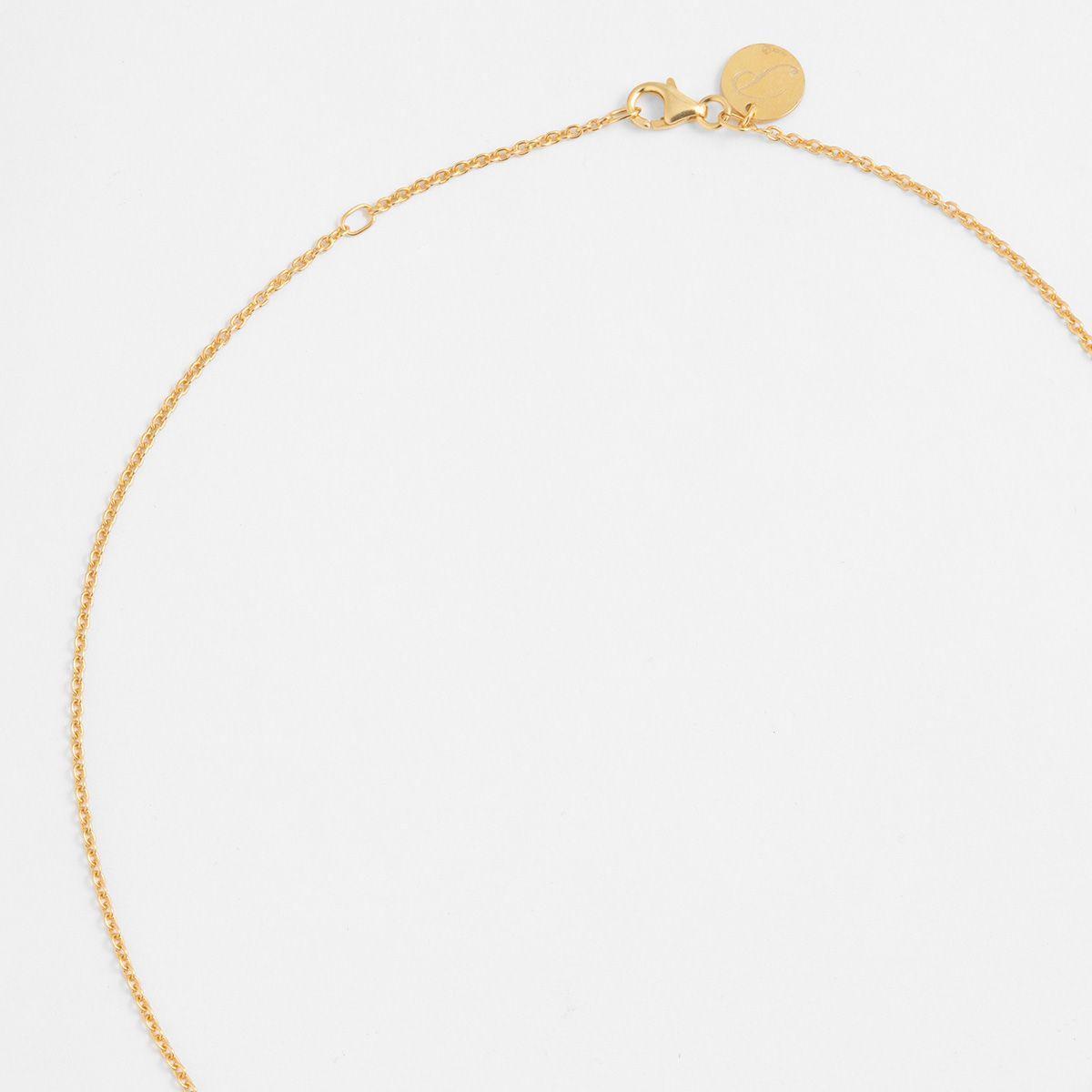 Anchor chain - Halsketten - Gold