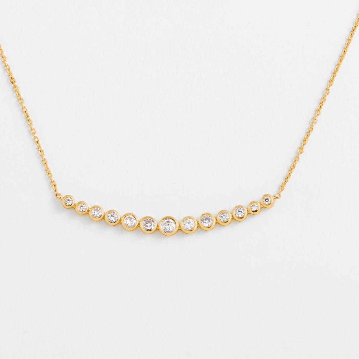 Ragna - Halsketten - Gold