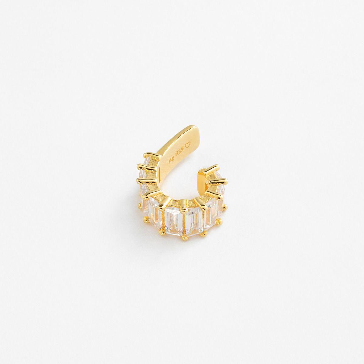 Baby Baguette - Earcuffs - Gold