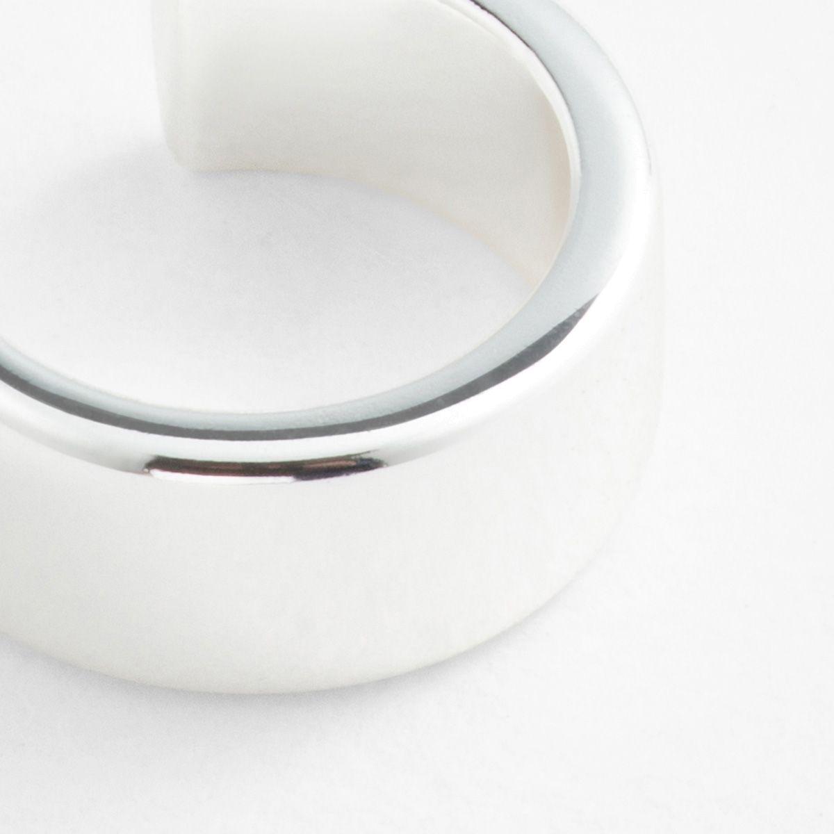 Lena - Earcuffs - Silber