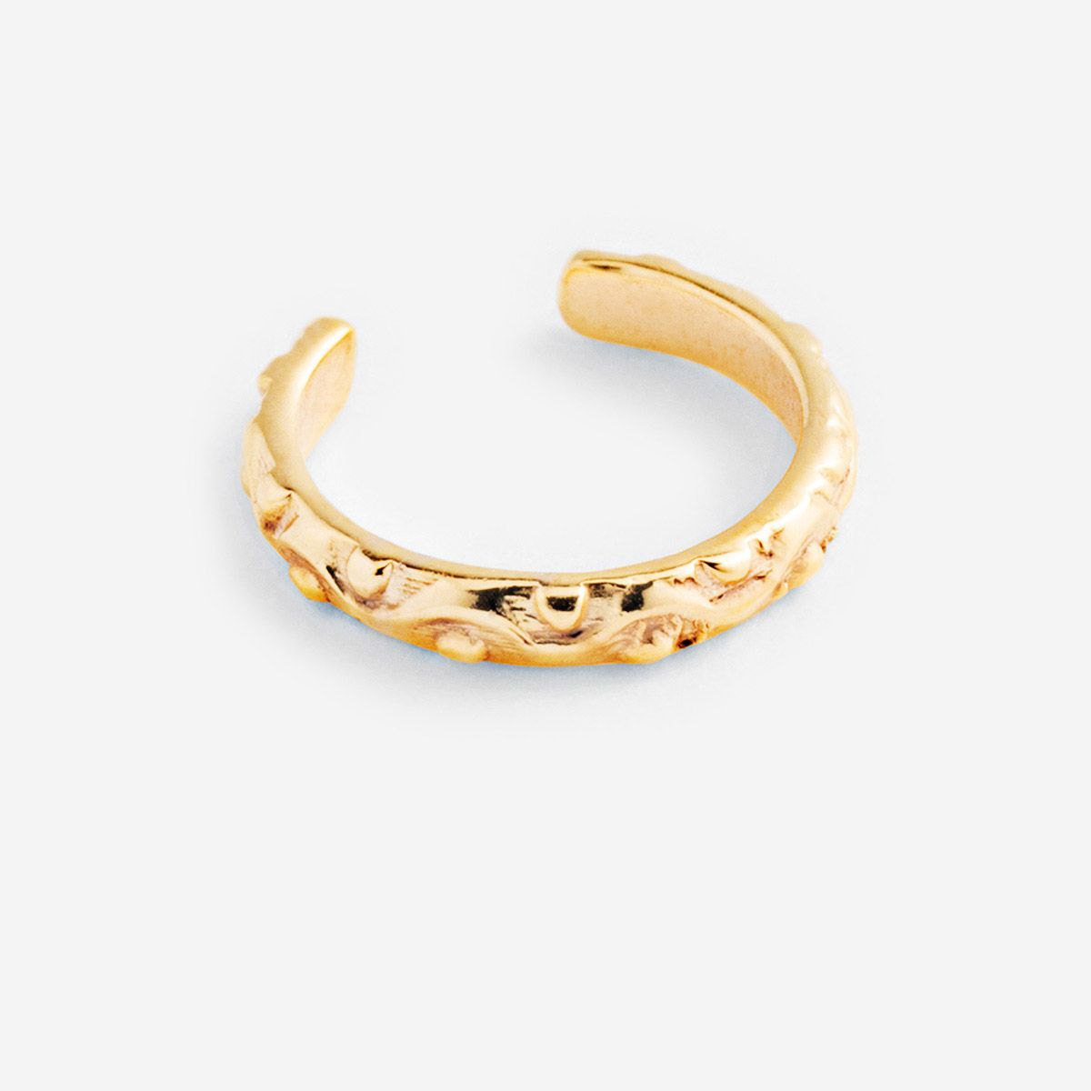 Mary - Earcuffs - Gold