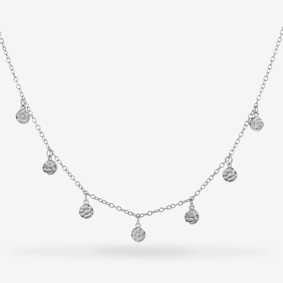 Sienna - Halsketten - Silber